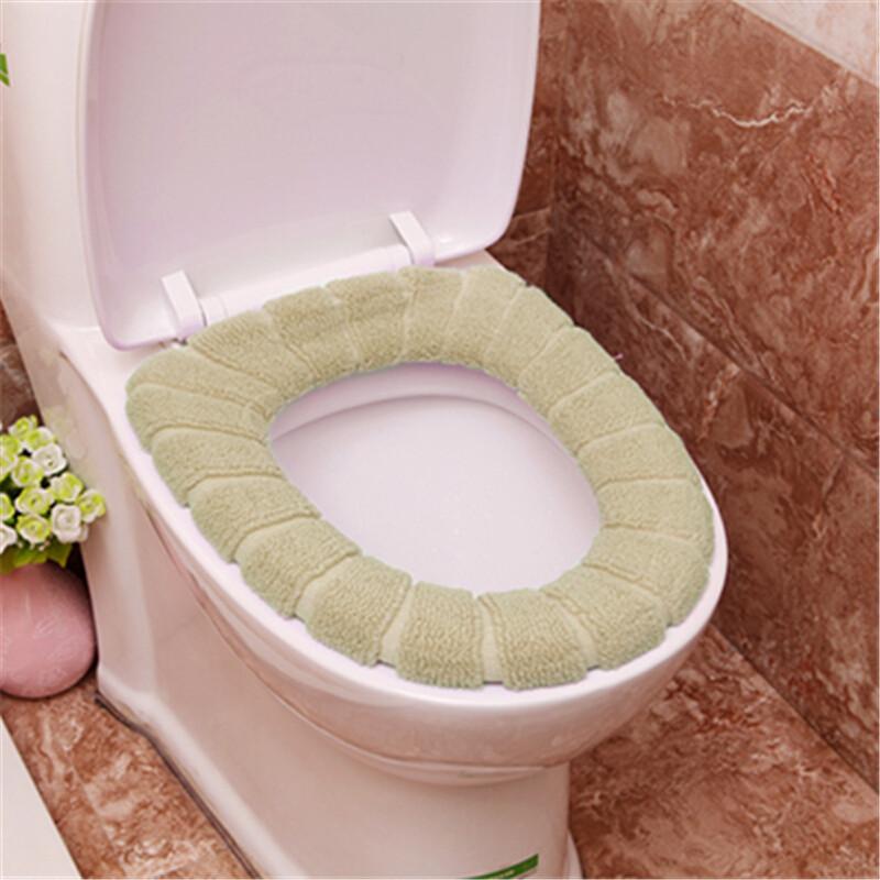 加厚通用马桶垫坐垫坐便套马桶套马桶坐垫圈马桶圈防水坐便器垫子粉色