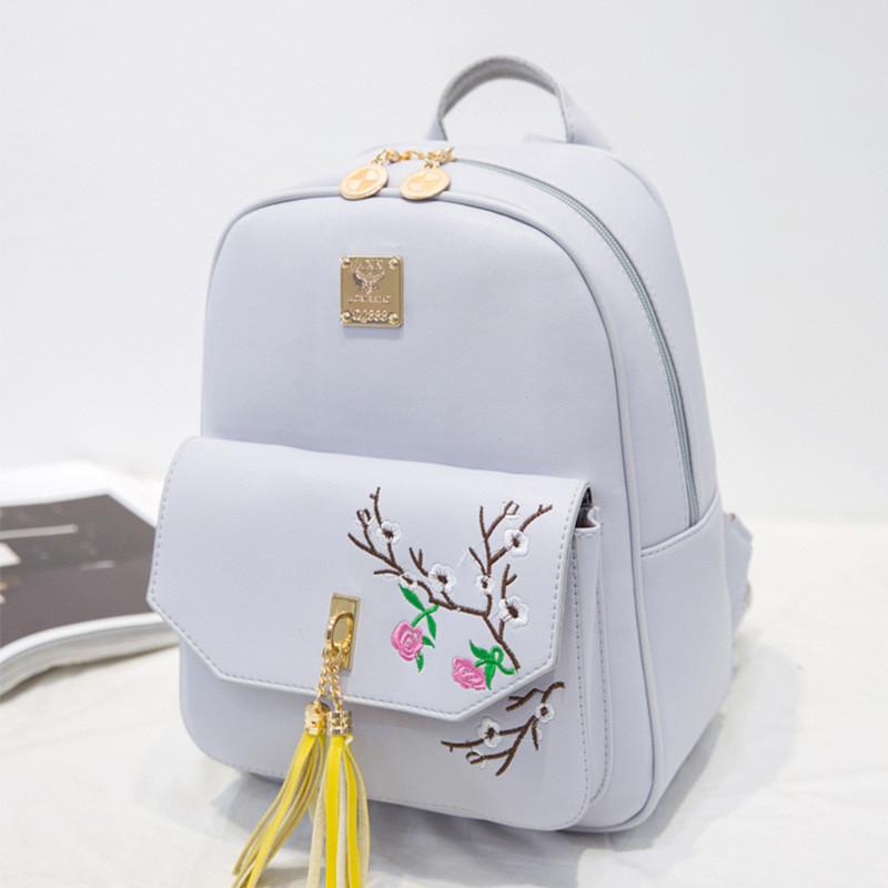胜基双肩包女韩版个性迷你小背包2017新款潮时尚百搭软皮妈咪包包书包图片