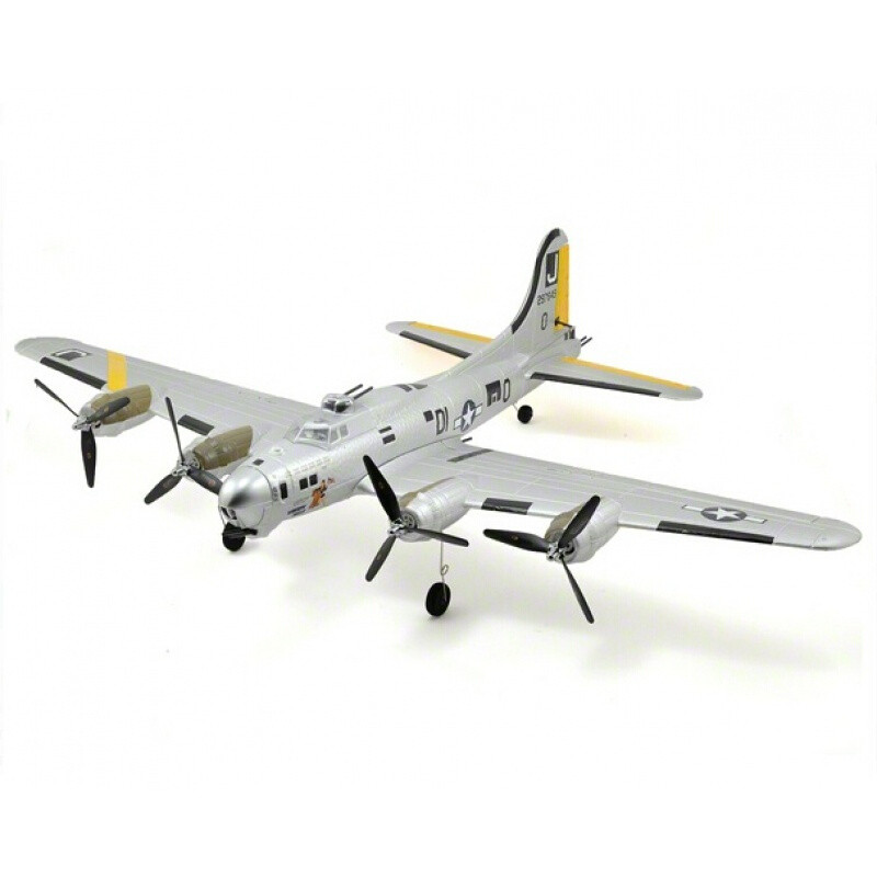 飞行堡垒/航模固定翼二战遥控飞机轰炸机带陀螺仪飞控