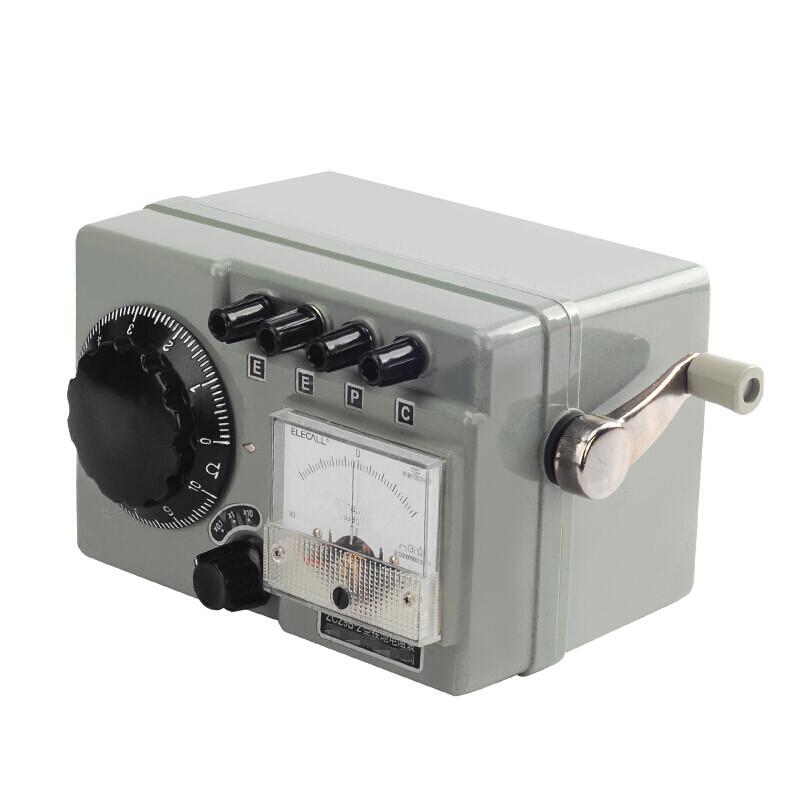 接地电阻测试仪接地摇表回路低电阻数显地阻仪