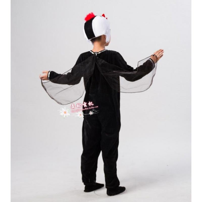 特价小燕子动物造型演出服装元旦节儿童幼儿动物卡通舞台表演服装燕子
