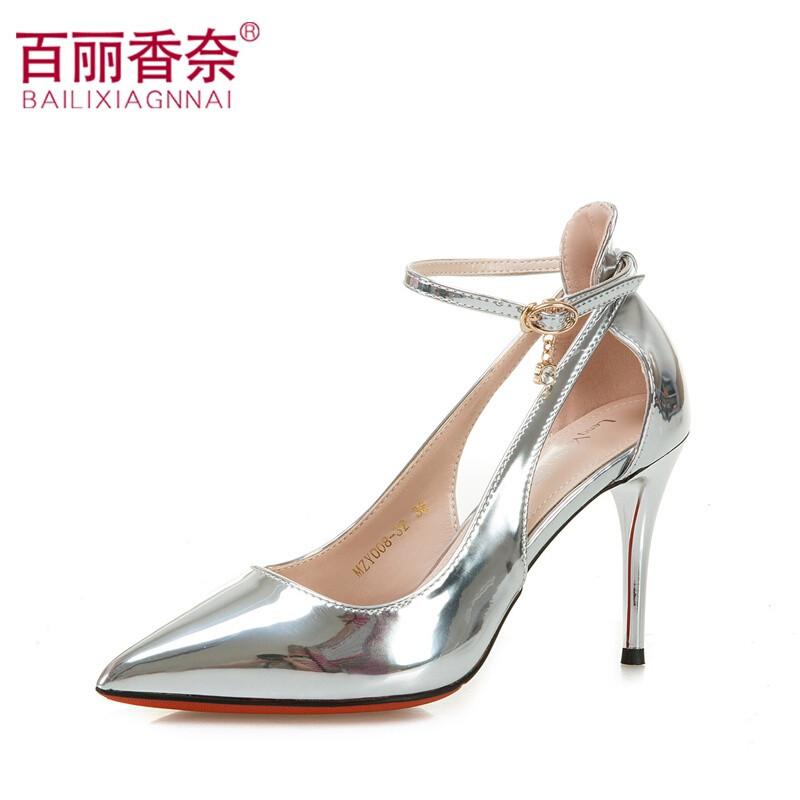 尖头鞋女秋季2017新款韩版百搭