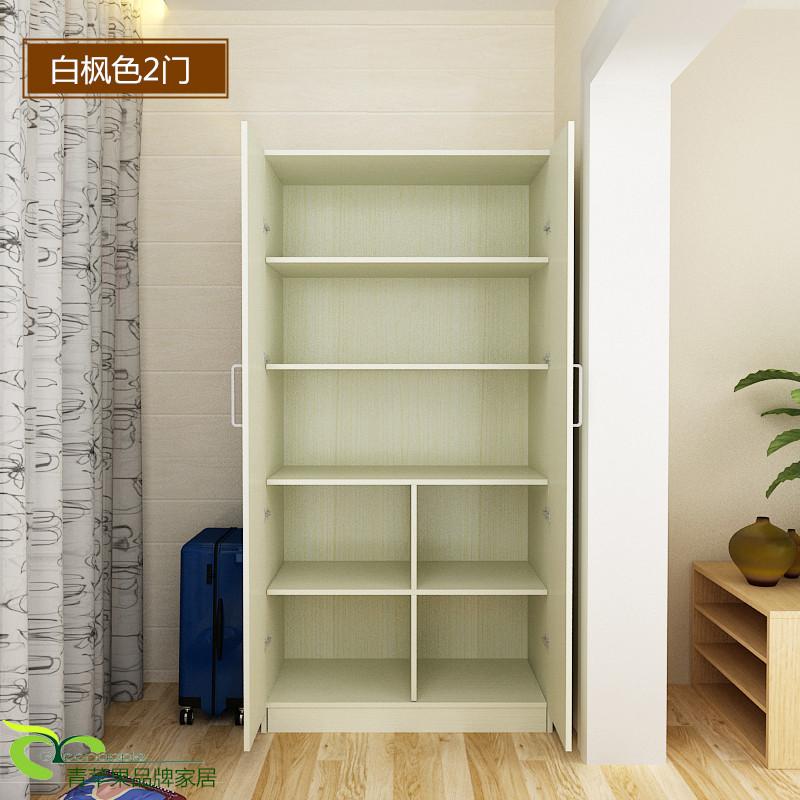 简约现代阳台柜定制储物柜大容量衣柜带门杂物柜鞋柜阳台组合柜子图片