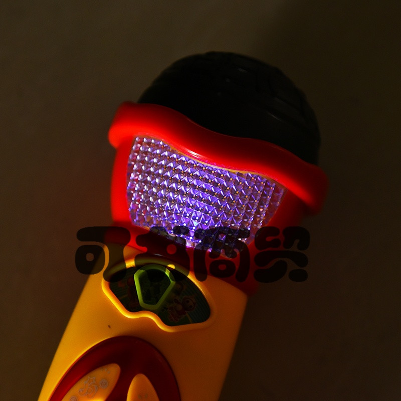 可书儿童音乐麦克风创意宝宝ktv卡拉ok唱歌机录音话筒