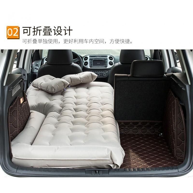 福特翼虎锐界翼搏探险者车载充气床车震床suv后备箱旅行床垫睡垫