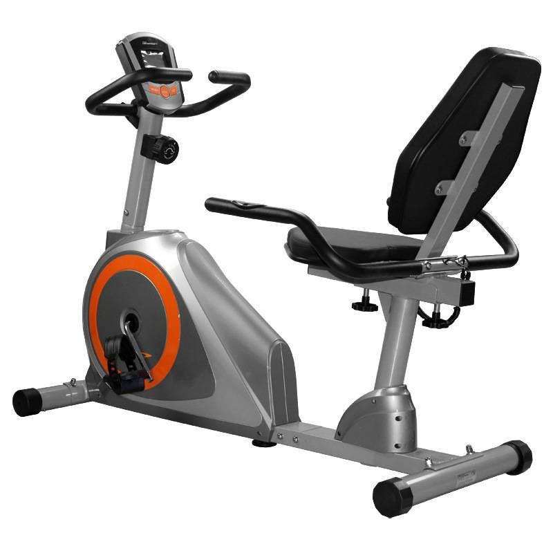 家用小型健身器材大全_流行健身训练单车健身器材体育用品卧式健身车家用运动自行车磁控车