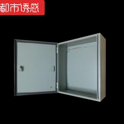 配电箱明装强电控制布线箱 跳锁400*500*200横竖式都市诱惑
