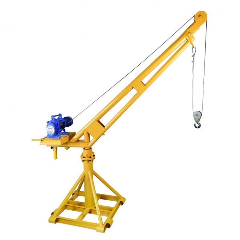 五金工具起重器吊粮机绳带家用吊车室外吊机重物重型钩子电力小型