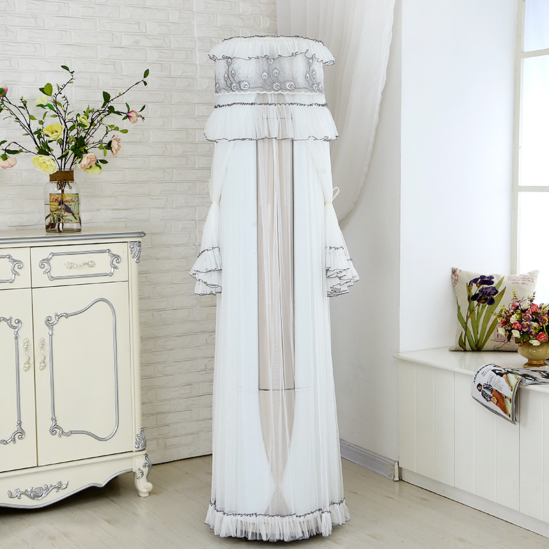 格力圆柱空调罩海尔志高圆柜机罩立式空调罩圆柱形柜机罩防尘