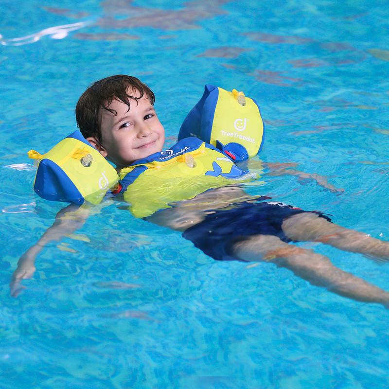 兒童游泳圈3-6歲嬰兒游泳裝備初學充氣浮力水袖浮圈寶寶手臂圈圖片