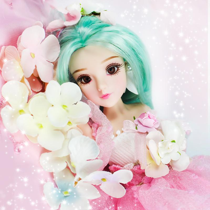 女孩公主洋娃娃 十二星座套装白羊座 处女座新年礼物