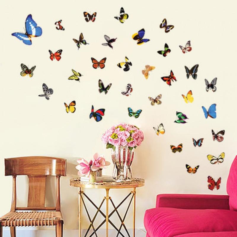 可移除墙贴纸墙壁装饰贴画寝室宿舍玻璃墙上贴纸贴画自粘