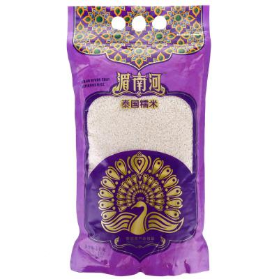 湄南河泰國糯米2kg/袋裝 泰國原裝進口 雜糧 非有機