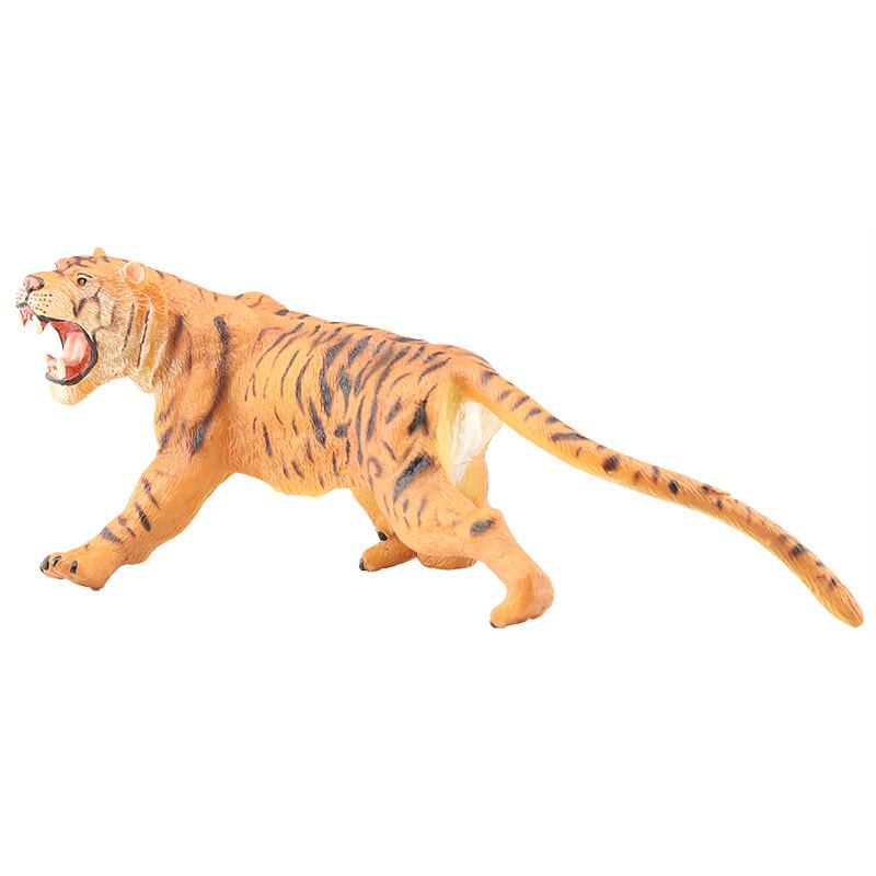 儿童仿真玩具动物软胶恐龙模型沧龙蛇颈龙鱼龙滑齿龙三角龙图片