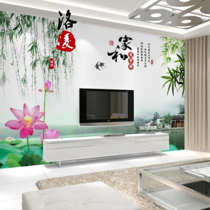 惠维3d立体欧式大型壁画装饰5d电视背景墙纸客厅沙发影视墙纸海景壁纸图片