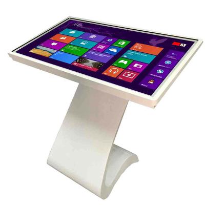 悦华科技 49寸卧式触摸一体机 屏显示器多点触控查询机智能互动广告机商用Windows系统 可定制安卓系统