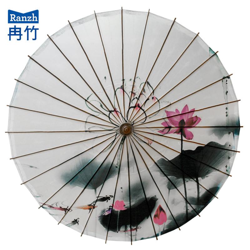 油纸伞 古典 江南 防雨 实用28骨加固中国风道具舞蹈工艺伞