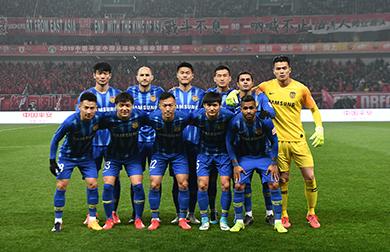 第2轮上海上港3:2江苏苏宁
