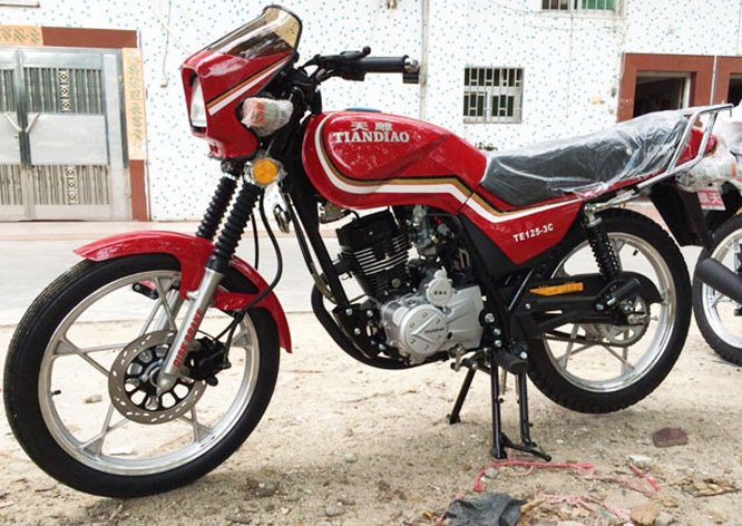 125c男装庄摩托车铃木款宗申豪爵款整车国三证越野骑士式可上牌