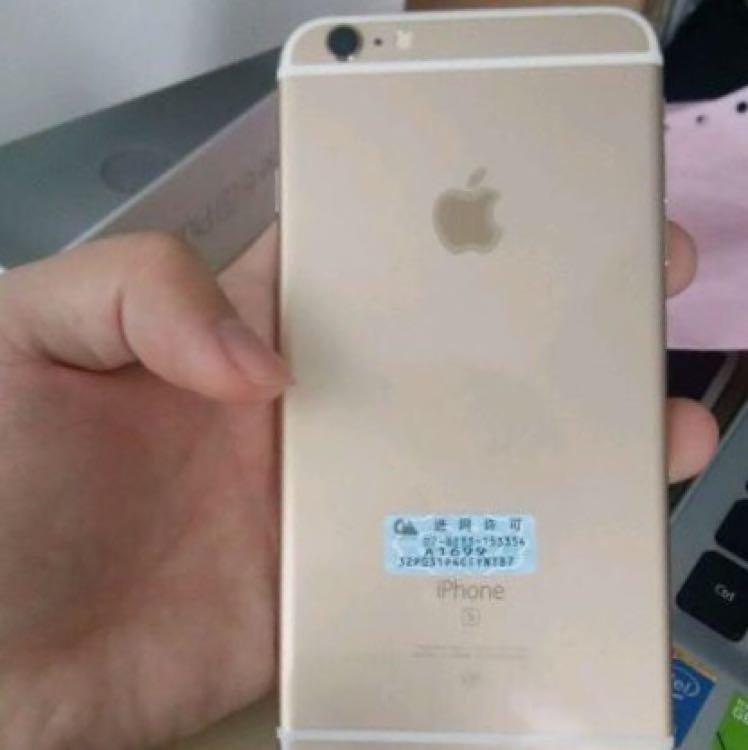 苹果6sp图片