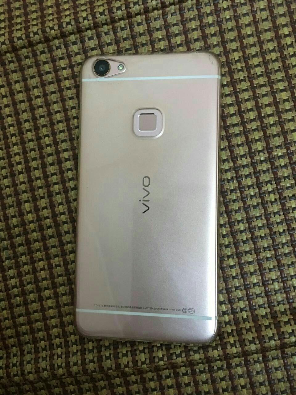 手机数码 手机 vivo x6 plus
