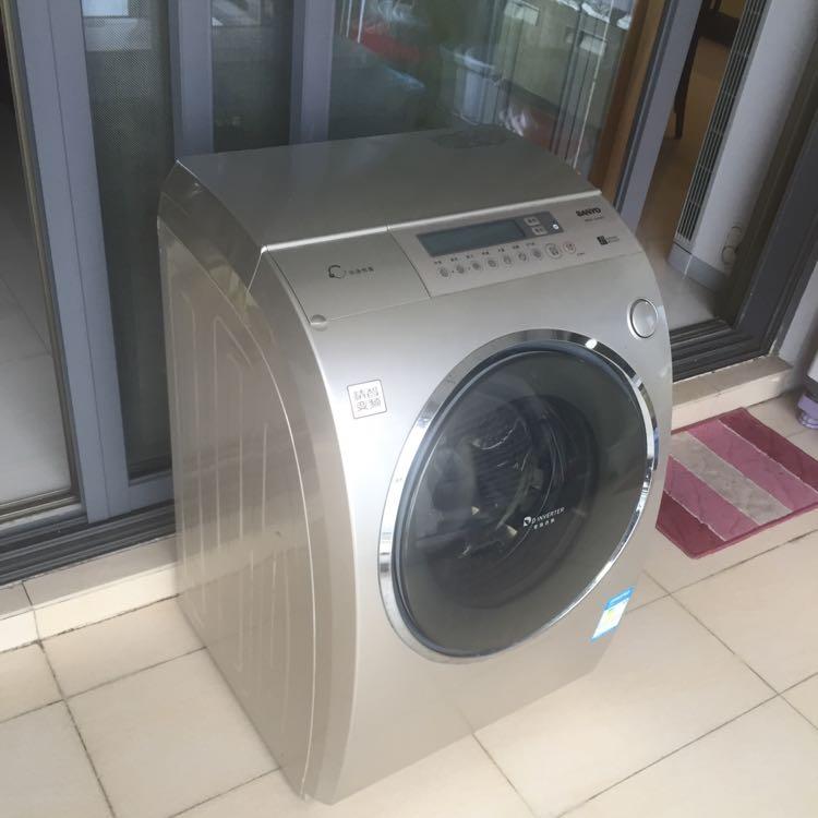 三洋洗衣机xqg60-l832bcx