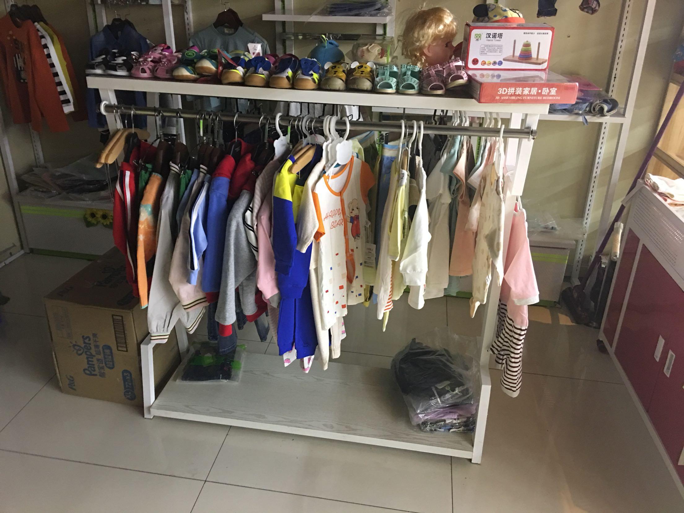 服装店中岛柜