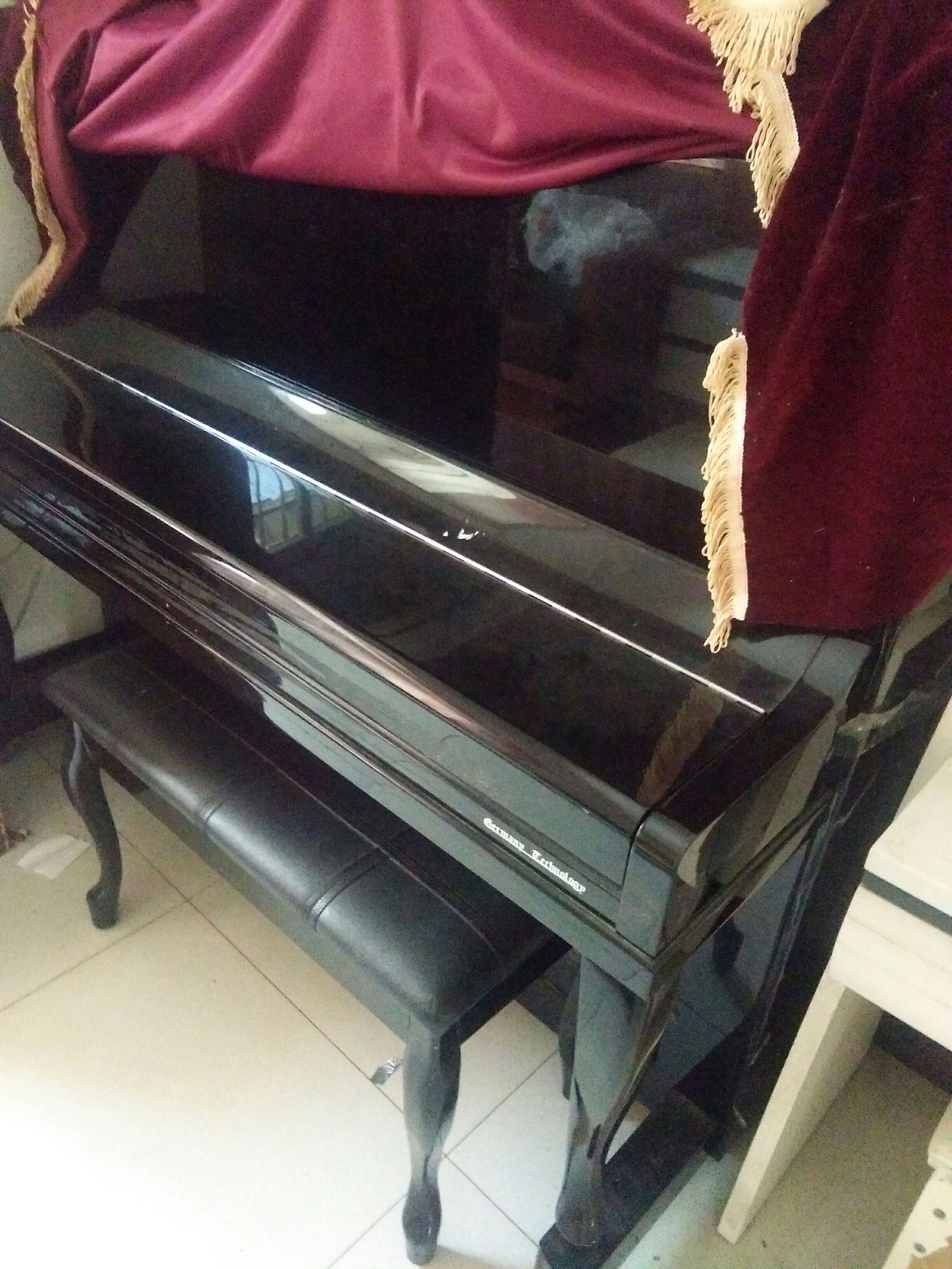 钢琴三级小诙谐曲谱子