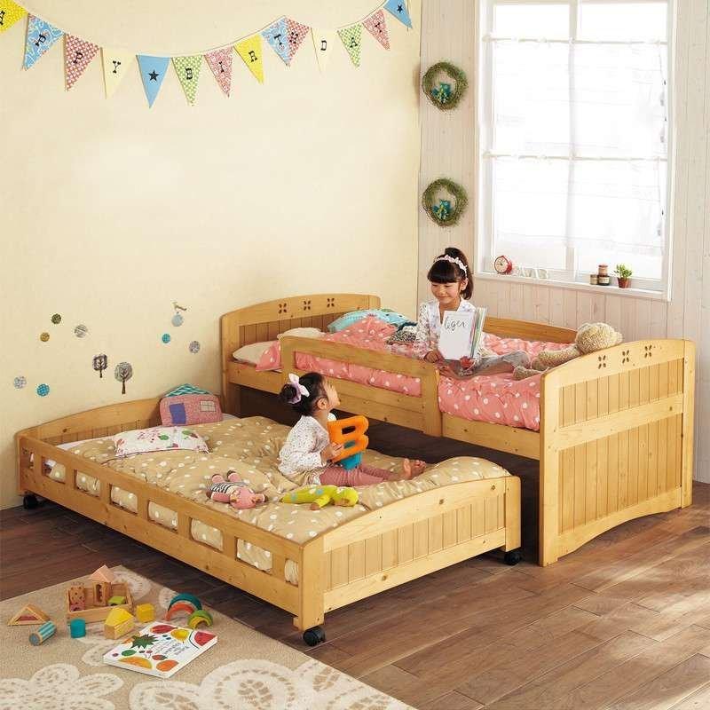 推推99登录_家逸 100%松木床 实木床 儿童床 高低床 双层床 双人床 板床 上下 ...