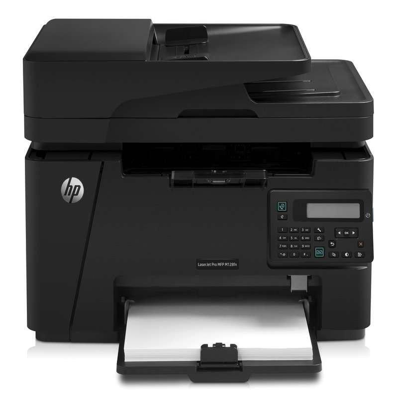 惠普1216一体机扫描_惠普打印机复印扫描一体机激光hp LaserJet M128FN【价格 图片 品牌 ...