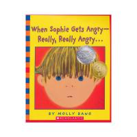 When Sophie Gets Angry, Really, Really Angry... (Book+C...
