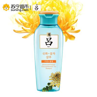吕(Ryo)花茶清漾凝润保湿洗发水(油性头发)200g