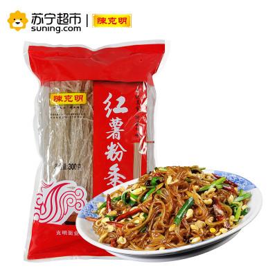 陈克明 红薯粉条 酸辣粉 火锅粉 300g
