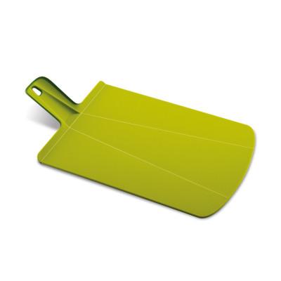 英国Joseph Joseph 可折叠易入锅菜板砧板易收纳案板 mini号 17*29.7cm 绿色