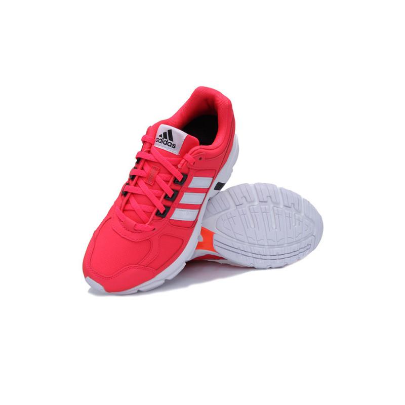 adidas 阿迪达斯女鞋 B54293 B54294 运动缓震透气耐磨跑步鞋*2双